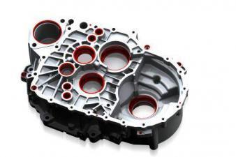 Einstellmeister Getriebegehäuse