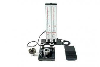 Messung eines Getriebeteiles