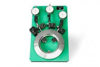 Messvorrichtung für ein Getriebeteil