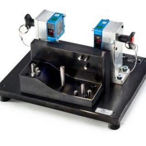 Messvorrichtung mit Laser